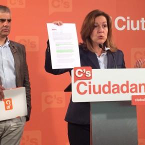 """Carina Mejías: """"C's es la alternativa política que canalizará la esperanza y la ilusión y que hará frente al proyecto independentista"""""""