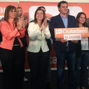 """Albert Rivera: """"Ha llegado el momento de utilizar el voto. Si queremos cambio votemos el cambio que representa C's"""""""
