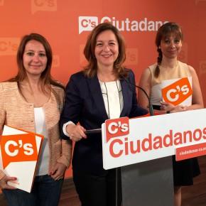 """Carina Mejías: """"C's es la única alternativa a la amenaza del separatismo a la convivencia y a la amenaza del radicalismo a la prosperidad de Barcelona"""""""