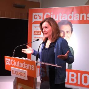 """Carina Mejías: """"Barcelona necessita un nou lideratge que tingui com a objectiu el progrés de la ciutat i no el 'procés' per la independència"""""""
